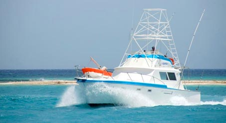 Dominican Republic Boat, Yacht & Fishing Charters